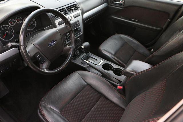 2008 Ford Fusion SEL Santa Clarita, CA 8