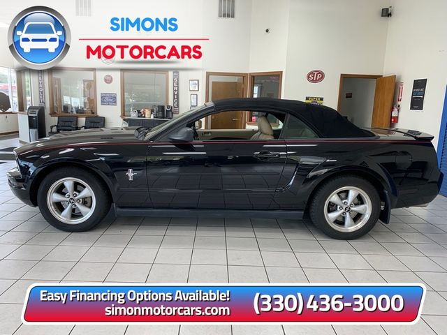 2008 Ford MUSTANG in Akron, OH 44320