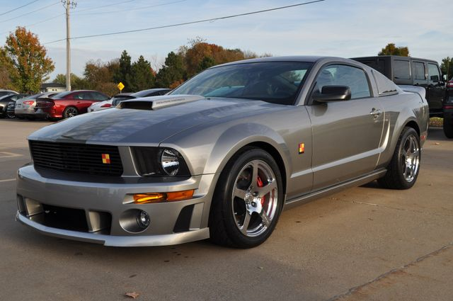 2008 Ford Mustang Roush P51-A