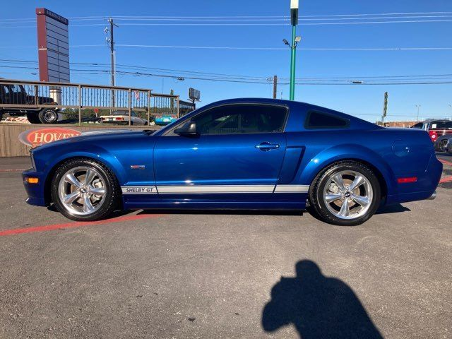 2008 Ford Mustang GT SHELBY