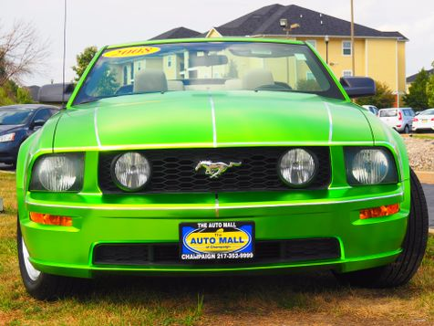 2008 Ford Mustang GT Premium   Champaign, Illinois   The Auto Mall of Champaign in Champaign, Illinois