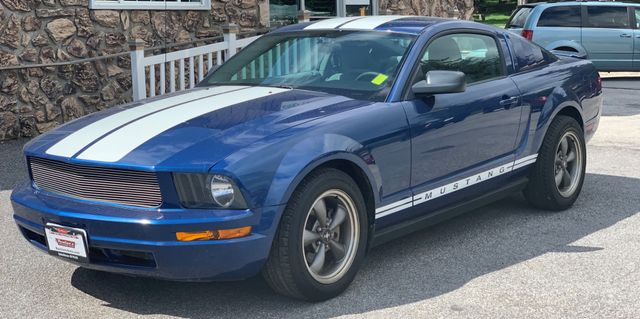2008 Ford Mustang 2d Coupe Premium