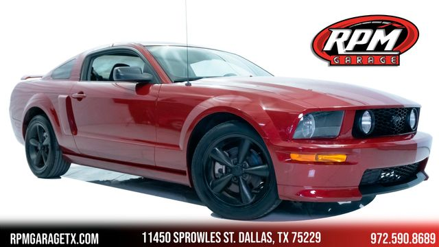 2008 Ford Mustang GT Premium California Special Edition