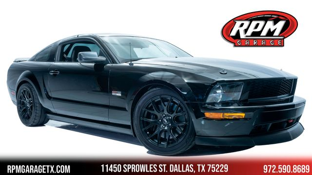 2008 Ford Mustang GT Bullitt Edition Supercharged with Many Upgrades