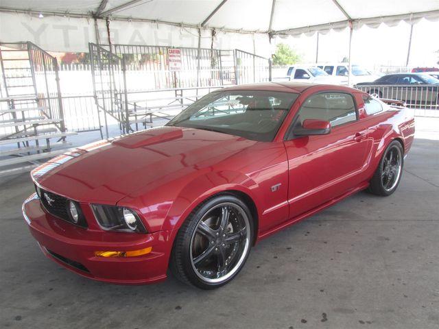 2008 Ford Mustang GT Deluxe Gardena, California