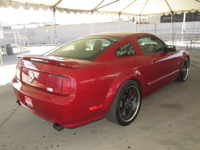 2008 Ford Mustang GT Deluxe Gardena, California 2