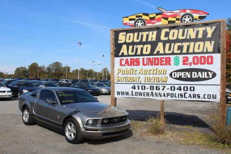 2008 Ford MUSTANG  in Harwood, MD