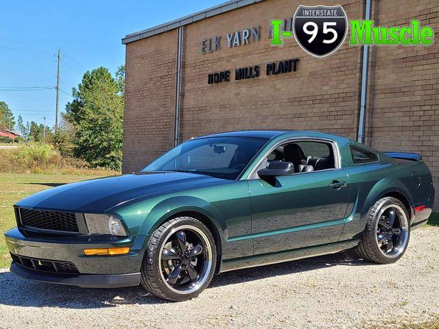 2008 Ford Mustang GT Premium Bullitt