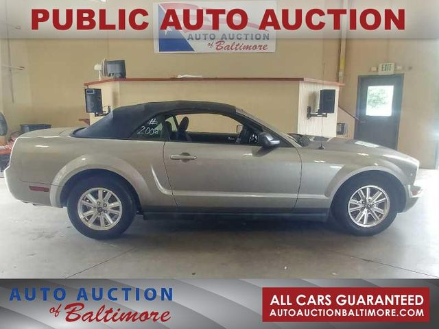 2008 Ford MUSTANG in JOPPA MD