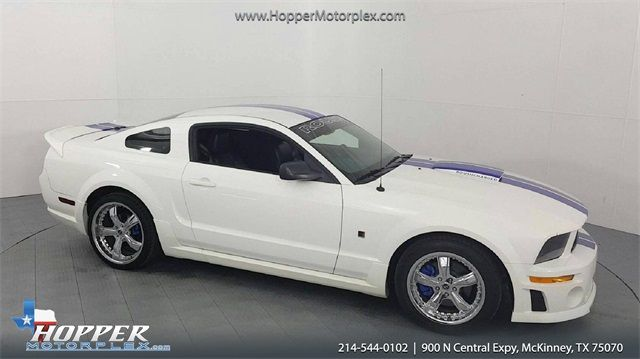 2008 Ford Mustang GT Premium ROUSH STAGE 2