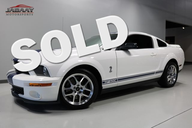 2008 Ford Mustang Shelby GT500 Merrillville, Indiana 0