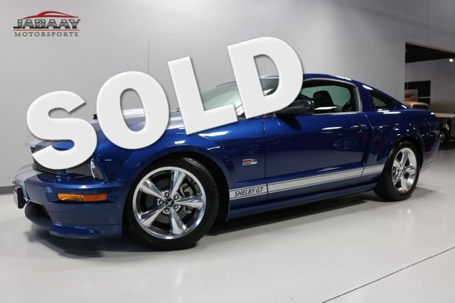 2008 Ford Mustang GT Premium Shelby GT Merrillville, Indiana 0