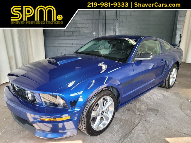 2008 Ford Mustang GT Premium California Edition