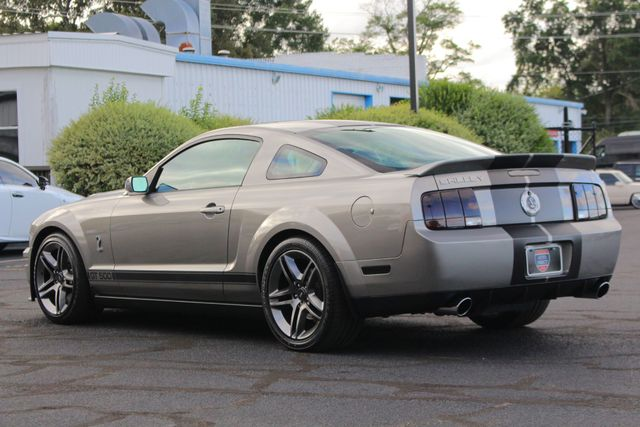 2008 Ford Mustang Shelby GT500 - SUPERCHARGED - NAV - HID HEADLIGHTS Mooresville , NC 27