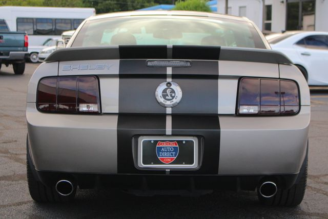 2008 Ford Mustang Shelby GT500 - SUPERCHARGED - NAV - HID HEADLIGHTS Mooresville , NC 20