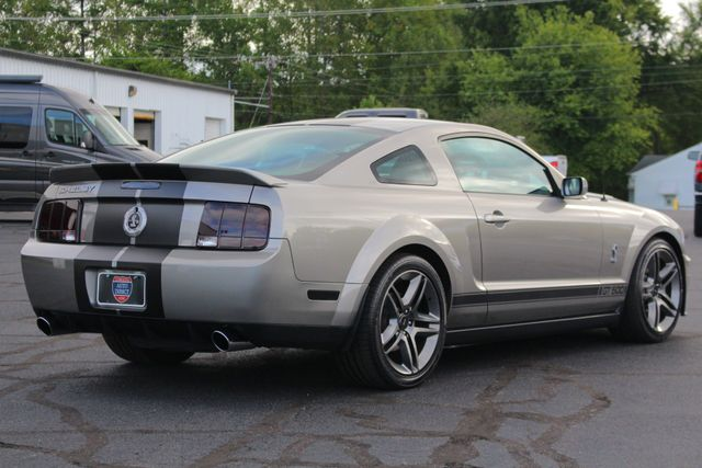 2008 Ford Mustang Shelby GT500 - SUPERCHARGED - NAV - HID HEADLIGHTS Mooresville , NC 26