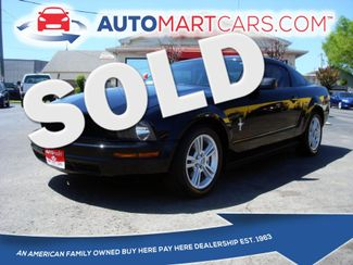 2008 Ford Mustang Deluxe   Nashville, Tennessee   Auto Mart Used Cars Inc. in Nashville Tennessee