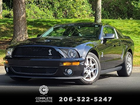 2008 Ford Mustang Shelby GT500  17,000 Mile Local 1 Owner All Stock It's Like New  in Seattle
