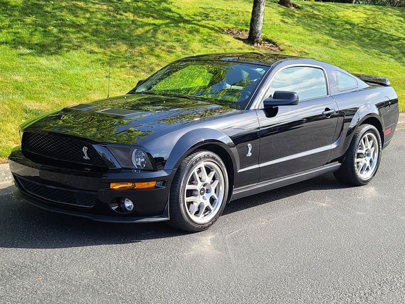 2008 Ford Mustang Shelby GT500  17000 Mile Local 1 Owner All Stock Its Like New   city Washington  Complete Automotive  in Seattle, Washington