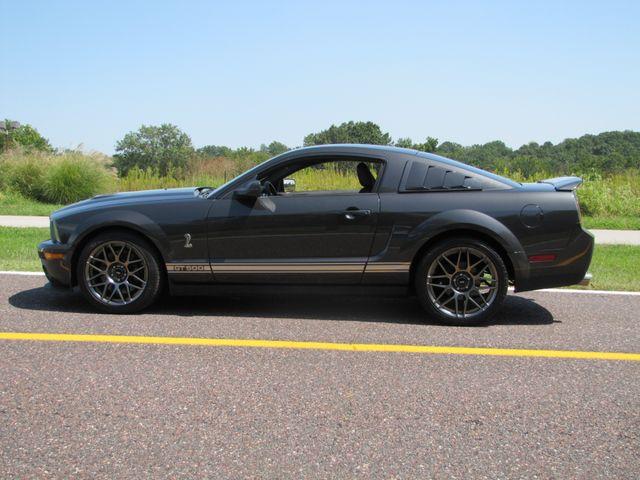 2008 Ford Mustang Shelby GT500 NAVIGATION 500 HORSEPOWER X-CLEAN CAR St. Louis, Missouri 2