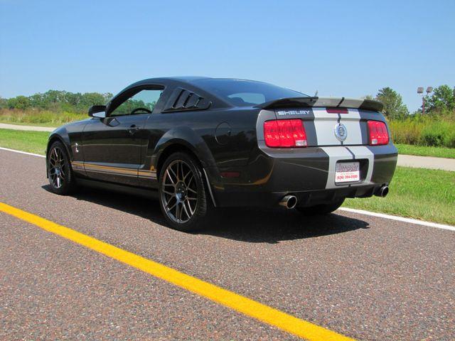 2008 Ford Mustang Shelby GT500 NAVIGATION 500 HORSEPOWER X-CLEAN CAR St. Louis, Missouri 3