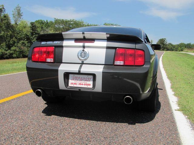 2008 Ford Mustang Shelby GT500 NAVIGATION 500 HORSEPOWER X-CLEAN CAR St. Louis, Missouri 4
