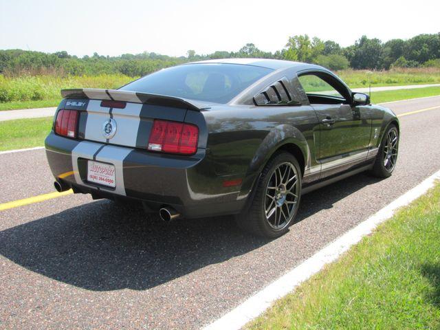 2008 Ford Mustang Shelby GT500 NAVIGATION 500 HORSEPOWER X-CLEAN CAR St. Louis, Missouri 5