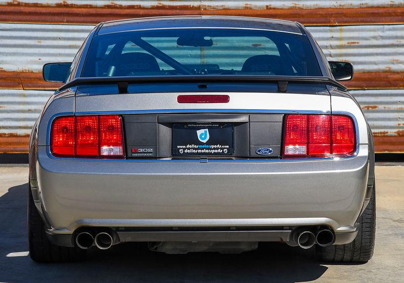 2008 Ford Mustang Saleen H302  city TX  Dallas Motorsports  in Wylie, TX