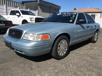 2008 Ford Crown Victoria Police Interceptor Street Appear in San Diego, CA 92110