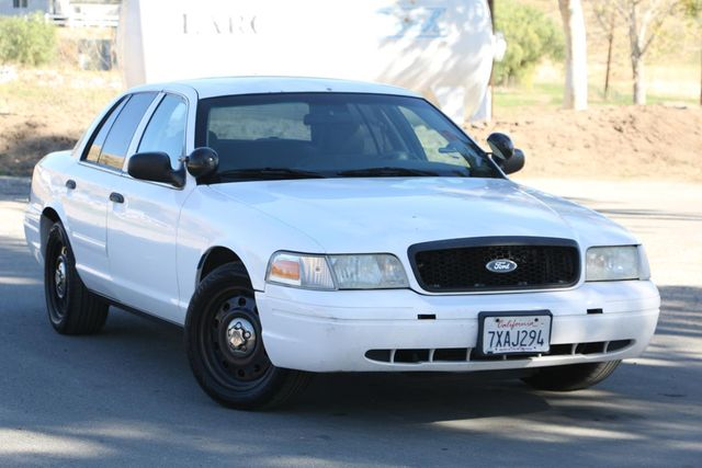 2008 Ford Police Interceptor Santa Clarita, CA 3