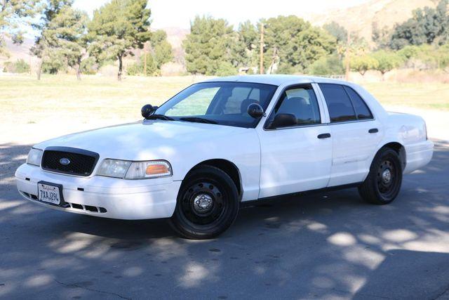 2008 Ford Police Interceptor Santa Clarita, CA 1