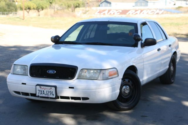 2008 Ford Police Interceptor Santa Clarita, CA 4