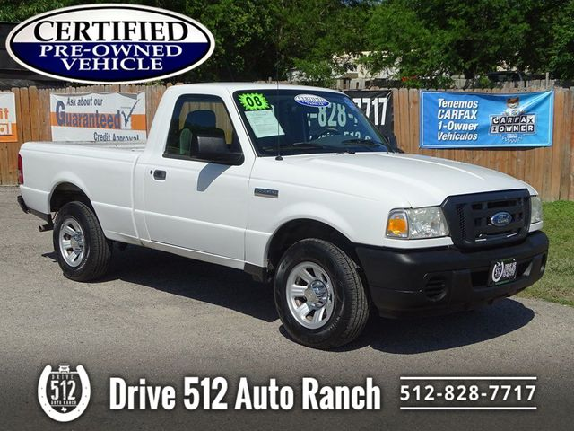 2008 Ford RANGER LOW MILES NICE TRUCK