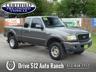2008 Ford RANGER SUPER CAB in Austin, TX 78745