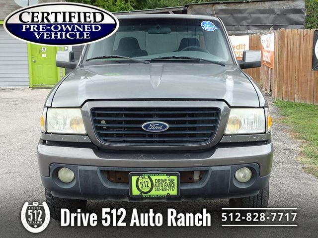 2008 Ford RANGER SUPER CAB in Austin, TX 78745