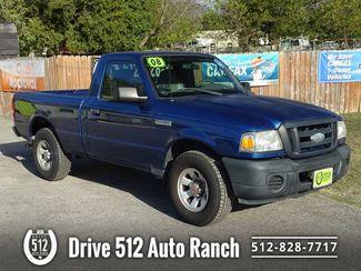 2008 Ford RANGER Manual Transmission in Austin, TX 78745