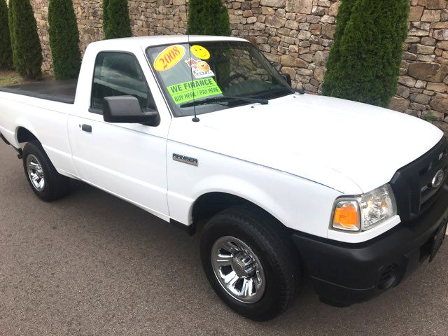 2008 Ford Ranger XL Knoxville, Tennessee 2