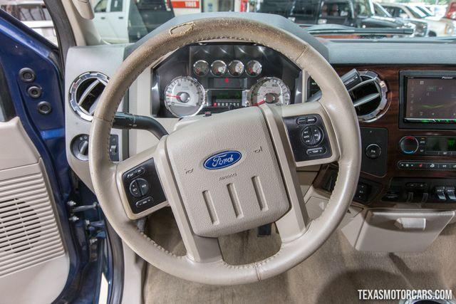 2008 Ford Super Duty F-250 SRW Lariat 4X4 in Addison Texas, 75001