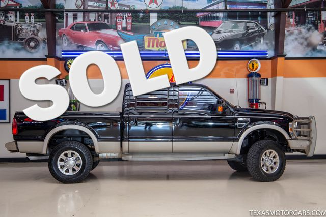 2008 Ford Super Duty F-250 SRW King Ranch 4x4 in Addison, Texas 75001