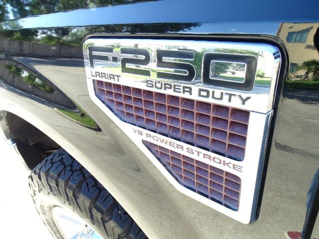 2008 Ford Super Duty F-250 SRW Lariat Corpus Christi, Texas 10