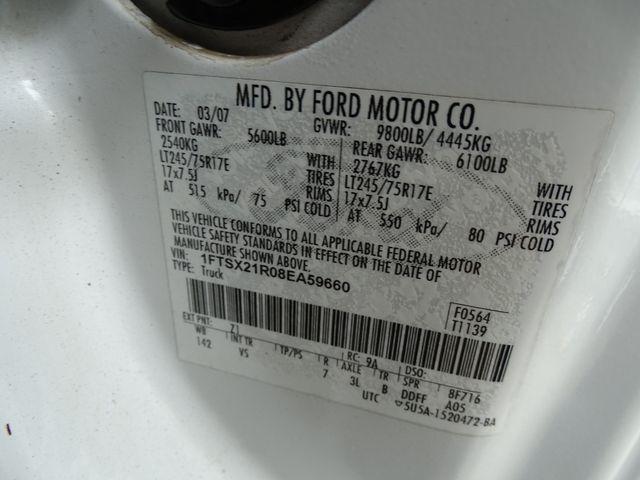 2008 Ford Super Duty F-250 SRW XL Corpus Christi, Texas 31