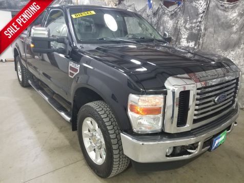 2008 Ford Super Duty F-250  Lariat  Crew  Powerstroke in Dickinson, ND