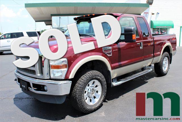 2008 Ford Super Duty F-250 SRW Lariat | Granite City, Illinois | MasterCars Company Inc. in Granite City Illinois