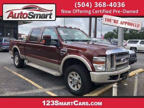 2008 Ford Super Duty F-250 SRW KING RANCH in Harvey, LA