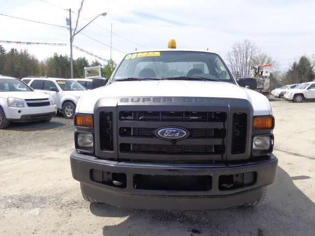 2008 Ford Super Duty F-250 SRW XL Hoosick Falls, New York 1