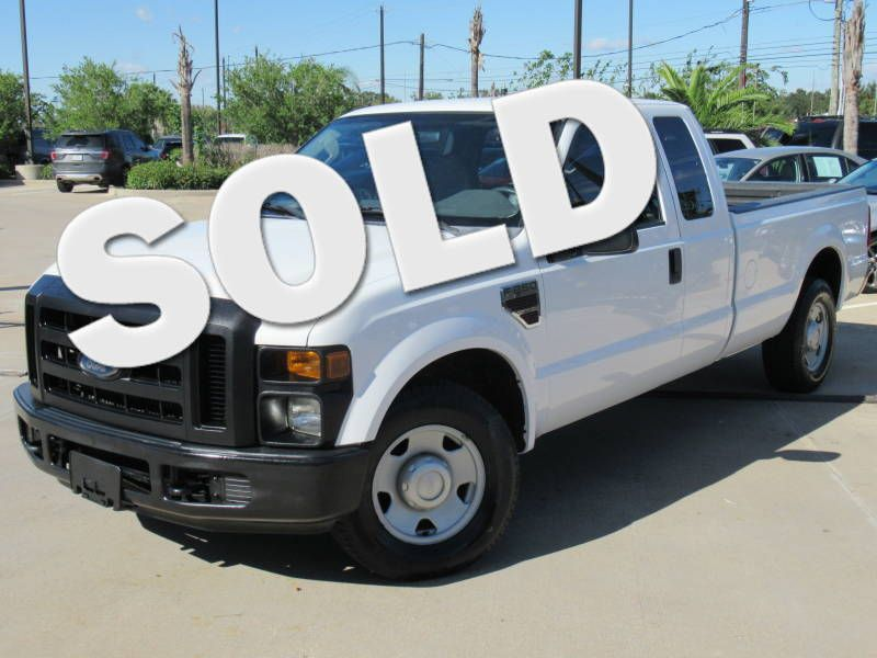 2008 Ford Super Duty F-250 SRW XL | Houston, TX | American Auto Centers in Houston TX