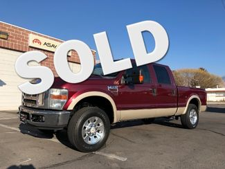 2008 Ford Super Duty F-250 SRW Lariat LINDON, UT