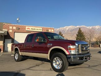 2008 Ford Super Duty F-250 SRW Lariat LINDON, UT 5