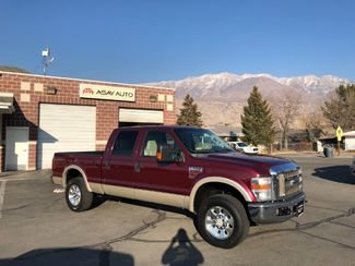 2008 Ford Super Duty F-250 SRW Lariat LINDON, UT 6