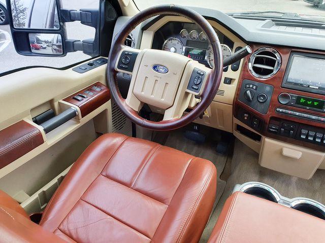 2008 Ford Super Duty F-250 SRW King Ranch 4X4 6.4L V8 TDSL in Louisville, TN 37777
